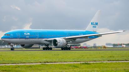 PH-BQF - KLM Asia Boeing 777-200ER