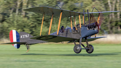 G-CJZO - The Shuttleworth Collection Royal Aircraft Factory BE.2