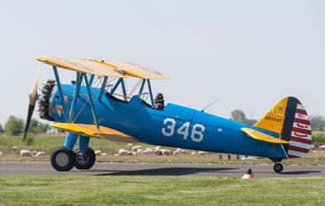 N55097 - Aviation Experience Boeing Stearman, Kaydet (all models)