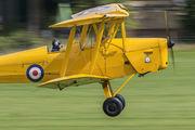 G-ANKZ - Private de Havilland DH. 82 Tiger Moth aircraft