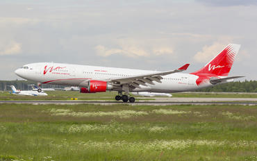 VQ-BMI - Vim Airlines Airbus A330-200