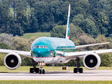 B-KPB - Cathay Pacific Boeing 777-300ER aircraft