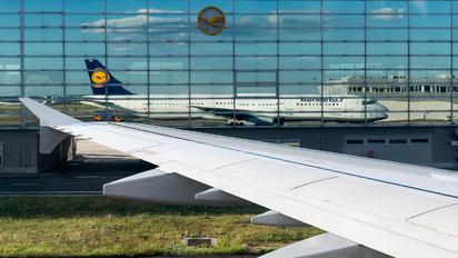 D-AISV - Lufthansa Airbus A321