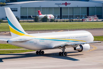 P4-CLA - Comlux Aviation Boeing 767-200