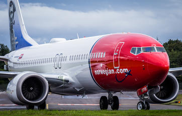 EI-FYB - Norwegian Air Shuttle Boeing 737-8 MAX