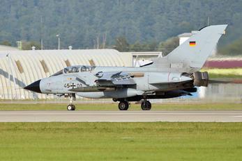 45+00 - Germany - Air Force Panavia Tornado - IDS