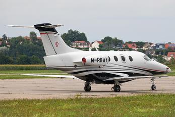 M-RKAY - Private Hawker Beechcraft 390 Premier