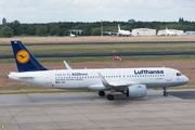 D-AINC - Lufthansa Airbus A320 NEO aircraft