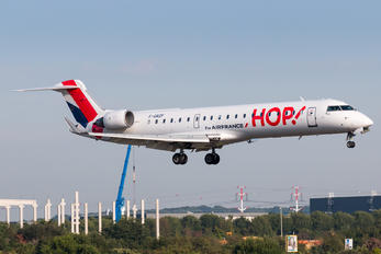 F-GRZF - Air France - Hop! Canadair CL-600 CRJ-702