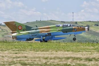 071 - Romania - Air Force Mikoyan-Gurevich MiG-21 LanceR B