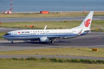 B-1976 - Air China Boeing 737-800