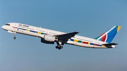 G-OOOX - Air 2000 Boeing 757-200