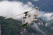 T-340 - Switzerland - Air Force Aerospatiale AS532 Cougar aircraft