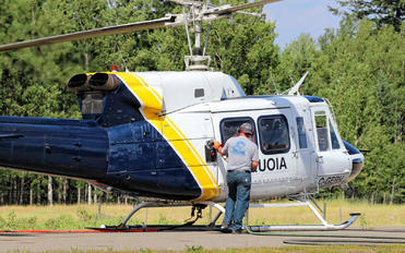 C-GERH - Sequoia Helicopters Bell 212