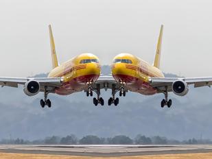 N798AX - DHL Cargo Boeing 767-200F