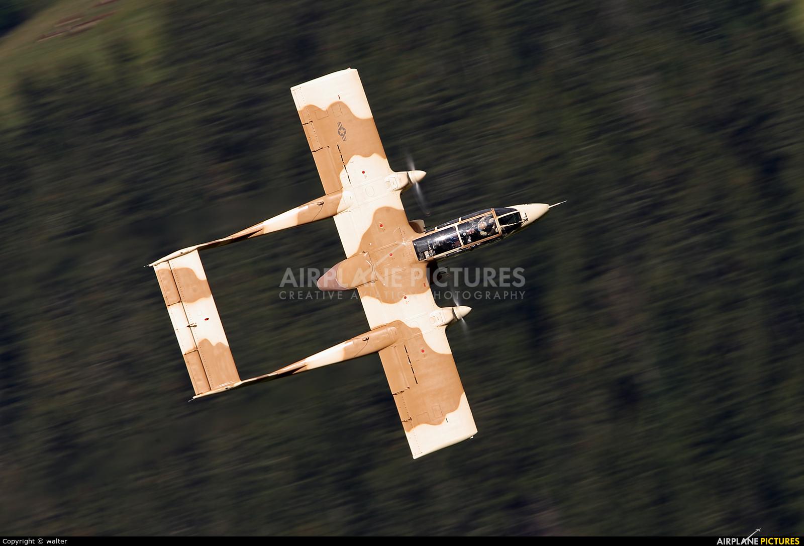 Private F-AZKM aircraft at Megève