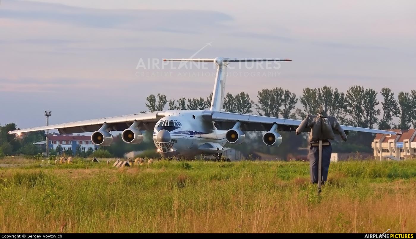 Ukraine - Air Force 78820 aircraft at Ivano-Frankivsk Intl