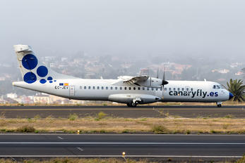 EC-JEV - CanaryFly ATR 72 (all models)