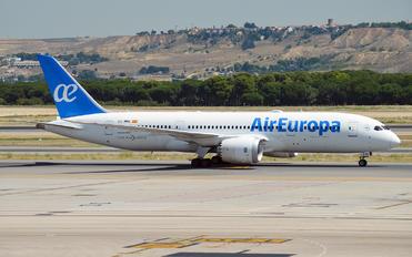 EC-MNS - Air Europa Boeing 787-8 Dreamliner