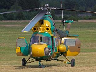 EW-354AO - Belarus - DOSAAF Mil Mi-2