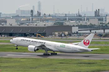 JA707J - JAL - Japan Airlines Boeing 777-200ER