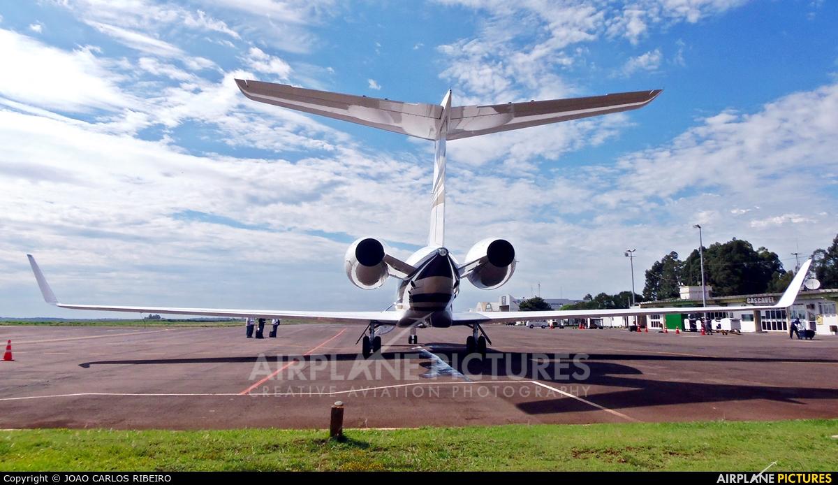 Private PR-CGI aircraft at Municipal Airport Cascavel