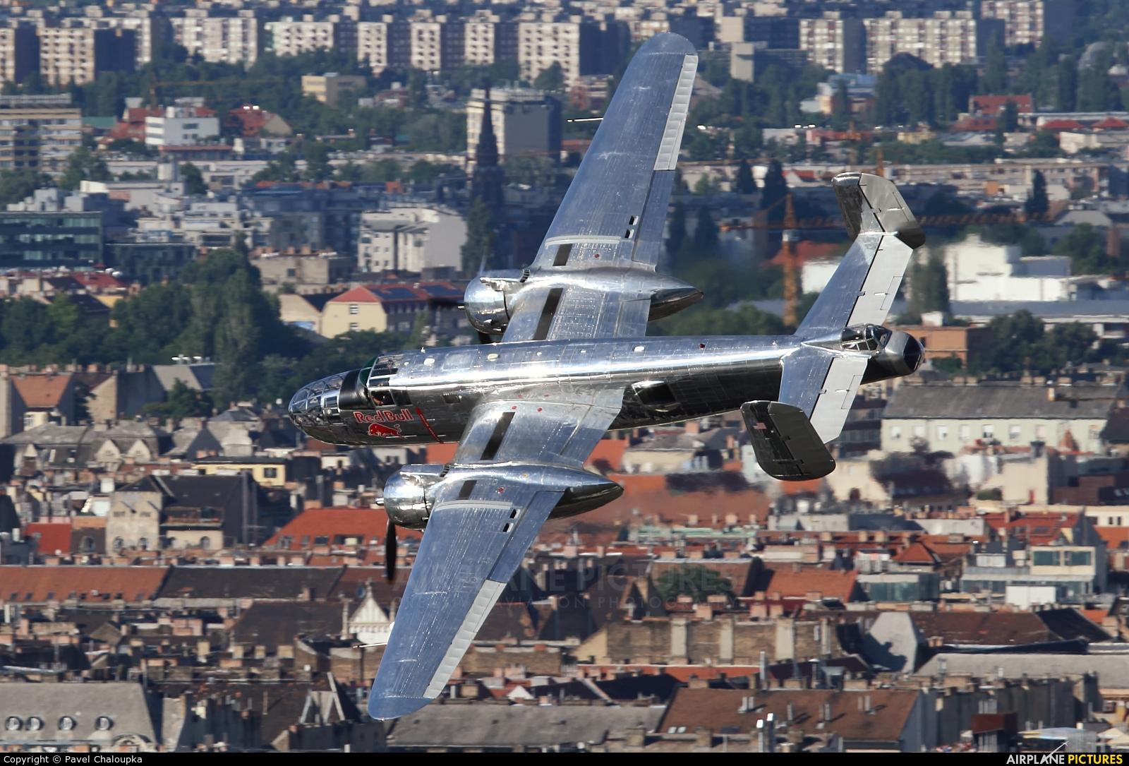 The Flying Bulls N6123C aircraft at Off Airport - Hungary