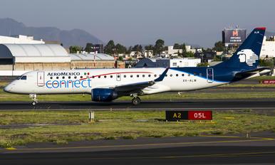 XA-ALW - Aeromexico Connect Embraer ERJ-190 (190-100)