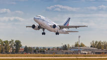 F-GUGO - Air France Airbus A318 aircraft