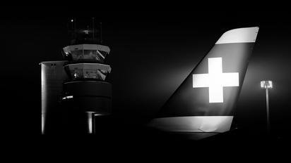 HB-JBC - Swiss Bombardier CS100