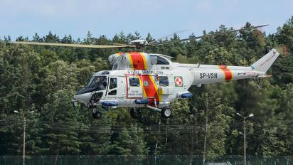 SP-VSN - Poland - Polish Border Guard PZL W-3AM Anakonda (Coast Guard)