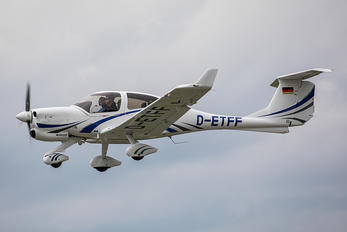 D-ETFF - Private Diamond DA 40 NG Diamond Star