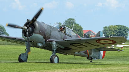 G-CCVH - Patina Curtiss 75A-1 Hawk