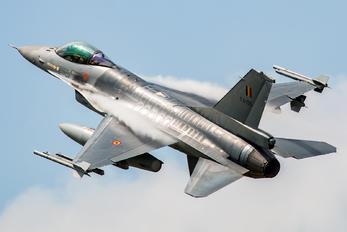 FA-135 - Belgium - Air Force General Dynamics F-16A Fighting Falcon