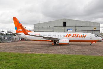 EI-FJF - Jeju Air Boeing 737-800