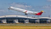 EC-MNR - Croatia Airlines Bombardier CRJ-1000NextGen aircraft