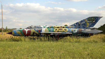 6503 - Private Mikoyan-Gurevich MiG-21MF