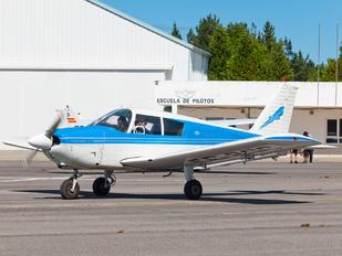 EC-BGC - Real Aero Club de Santiago Piper PA-28 Cherokee
