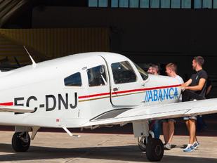 EC-DNJ - Real Aero Club de Santiago Piper PA-28 Warrior