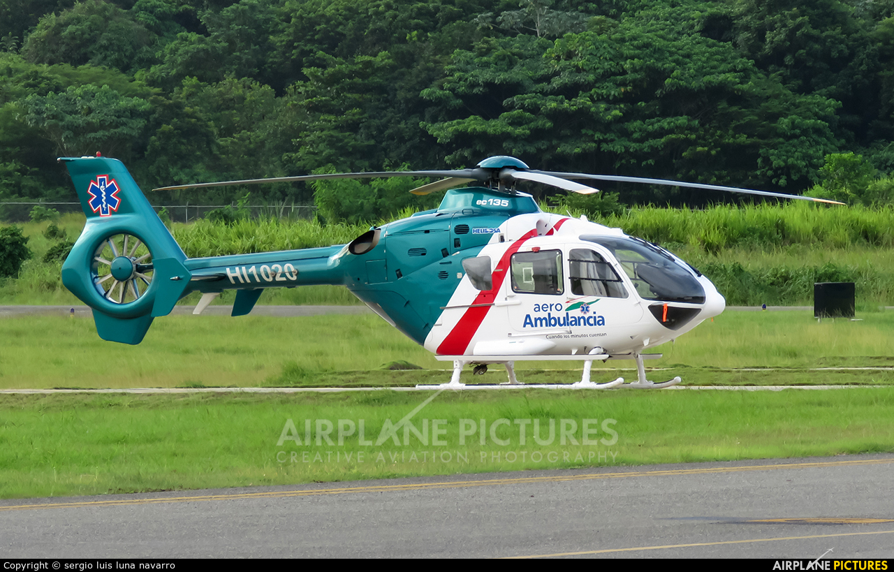 Helidosa Aviation Group HI1020 aircraft at Off Airport - Dominican Republic