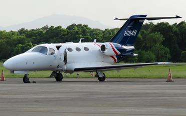 HI949 - Private Cessna 510 Citation Mustang