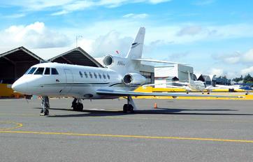N96UJ - Private Dassault Falcon 50