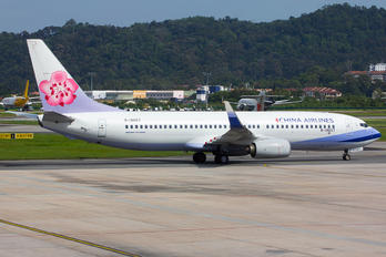 B-18657 - China Airlines Boeing 737-800