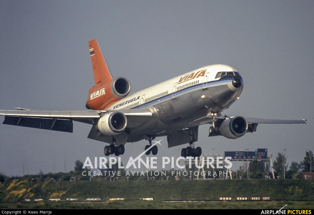 Viasa YV-138C aircraft at Amsterdam - Schiphol