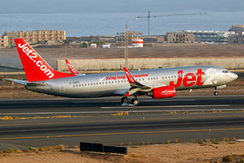 G-GDFC - Jet2 Boeing 737-800