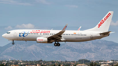 EC-IDT - Jet2 Boeing 737-800