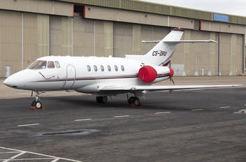 CS-DRU - NetJets Europe (Portugal) Hawker Beechcraft 800XP