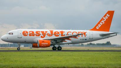 G-EZIP - easyJet Airbus A319