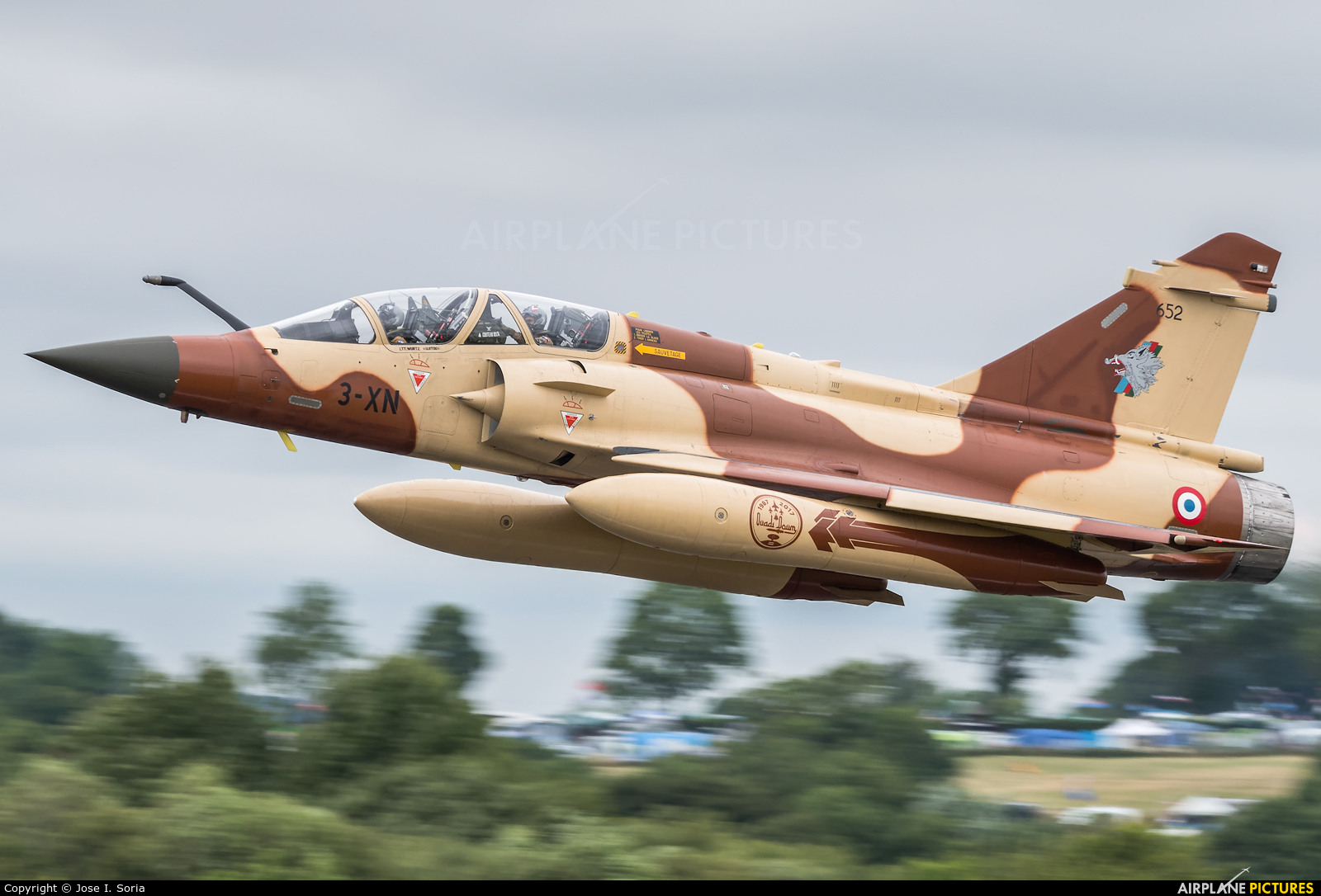 France - Air Force 652 aircraft at Fairford