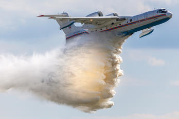 RF-31120 - Russia - МЧС России EMERCOM Beriev Be-200